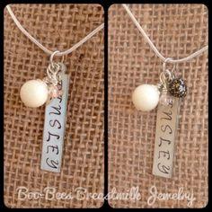 Mommy Memento Set Boo-bees Breastmilk, Breastmilk jewelry, Breastmilk keepsake, breast milk jewelry