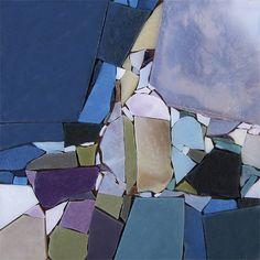 Pâte de verre Albertini - 180 x 180 mm