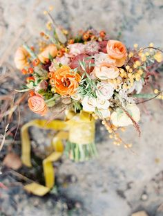 bright and sunny bouquet