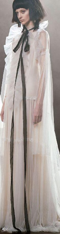 Spring 2018 Bridal Vera Wang