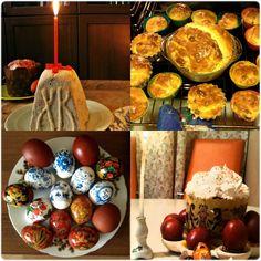 Tres platos típicos rusos para la Pascua ortodoxa