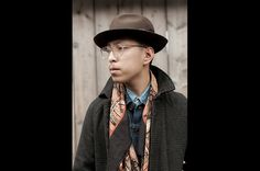 【SHOP STAFF SNAP #13】──John Jarrett in London メンズファッションスナップ(ストリートスタイル) GQ JAPAN