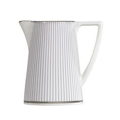 Jasper Conran Pin Stripe Milk / Cream Jug