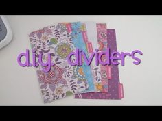 Back to School DIY: Decorating My Planner - Instagram Inspired | How to Edit, Assemble, etc. - YouTube