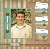scrapbooking layouts, scrapbook ideas