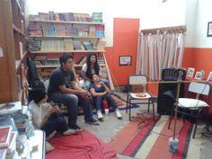 escuchando historias