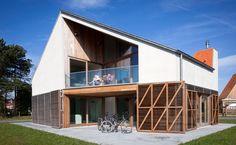 BURO II + ARCHI+I: family summer house V at K in belgium