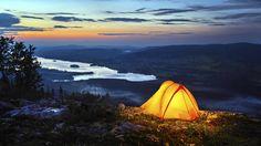 On vous propose de découvrir les #campings les moins chers du Québec. Ils sont pour la plupart dans la nature et parfait pour les petits budgets!