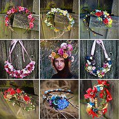Folt Bolt - the colorful art palette My Flower, Flower Crown, Flowers, Colorful Artwork, Still Life Art, Floral Headbands, Paper Hearts, Boho Necklace, Heart Shapes