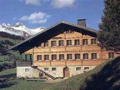 Our Chalet.  GS World Center in Adelboden Switzerland.