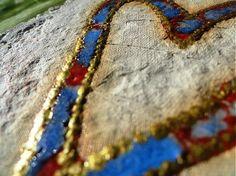 alassea / Keramické obrázky srdiečkové Friendship Bracelets, Wedding, Jewelry, Fashion, Valentines Day Weddings, Moda, Jewlery, Jewerly, Fashion Styles