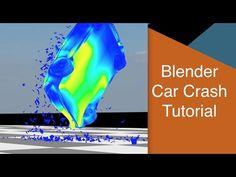 Blender Car crash tutorial ( english ) - YouTube