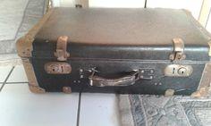"""Vintage """"antiker Koffer aus den 50ern"""" von MajaSt auf DaWanda.com"""