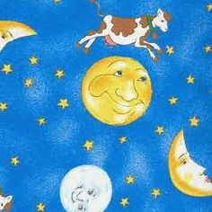 material cow jumping over moon vintage | And the Cow Jumped Over the Moon