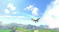 Take flight with Dusty and Pals in the #DisneyPlanes Video Game. Go on a high-flying adventure with your friends! http://di.sn/aG1