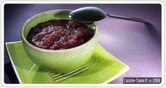 Recette bio minceur : soupe de chou rouge au curcuma