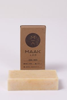 Maak Lab Sea Bar Soap