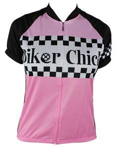 83 Sportswear Biker Chic Cycling Jersey Women s Cycling Jersey ddae124fd