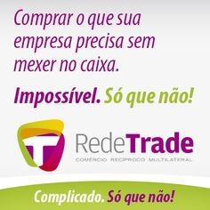 Post Facebook - Rede Trade