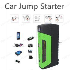 High power mobile power supply Portable 12v car battery jump starter mini mobile phone laptop 50800 mAh  power bank battery