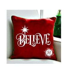 Believe with a star SVG DFX EPS png Cricut Christmas svg, Jesus svg, Christian svg, commercial license Christmas Craft Show, Christmas Svg, Christmas Ideas, Christmas Decorations, Christmas Cushions, Christmas Pillow Covers, Gingerbread Men, Buffalo Check, Home