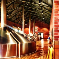 Widmer Brothers Brewery, Portland, OR - I go for the food & my husband goes for the beer
