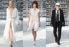 CHANEL Spring/Summer 2017 Catwalk Show - Lifestyle NWS