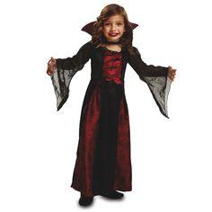Disfraz de Vampiresa Reina #disfraces #halloween