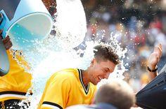 Adam Frazier Pittsburgh Pirates  #26