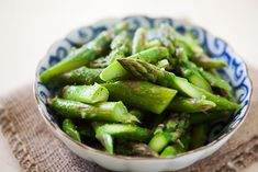 the way to healthy saute asparagus