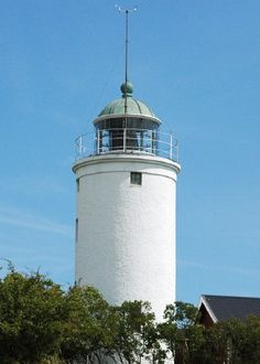 Lighthouses of Sweden: Blekinge (Karlskrona Area)