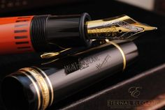 The #Montblanc writers limited edition #Hemingway fountain pen at our eBay store http://www.ebay.com/itm/190806016561 …