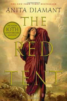 The Red Tent; Anita Diamant. Good but not great. The writing is not high quality, but the story is interesting and it is always refreshing to hear a biblical story from a feminine perspective.