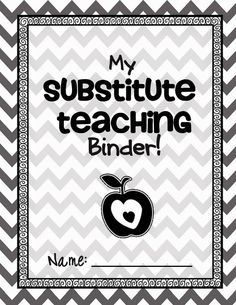 7 classroom management secrets for substitutes substitute teacher how to thrive as a substitute teacher fandeluxe Gallery