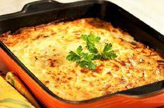 Prepare uma deliciosa receita de Torta de Frango sem Farinha de Trigo INGREDIENTES Massa: 3 ovos 1/4 xícara (chá) de azeite 200 ml de leite 1 colher (so