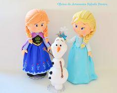 https://flic.kr/p/r2usGx | Elsa, Anna e Olaf