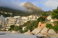 Clifton, Cape Town, South Africa  For being part of whatever scene you choose