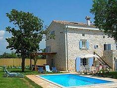 Beautiful restored stone house in Porec, Istria, Croatia.  http://www.vacationrentalpeople.com/rental-property.aspx/World/Europe/Croatia/Istria/Porec/Holiday-Home-15517