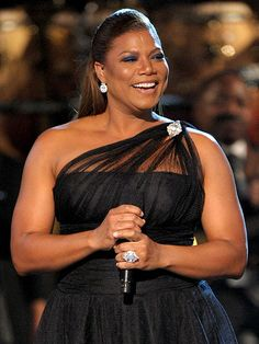 QUEEN LATIFAH - I love her style and confidence. Big & Beautiful she and I are!
