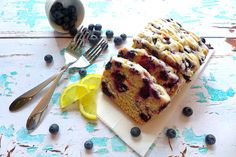Meyer Lemon Blueberry Cake Recipe on Yummly