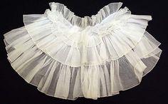 Collar Date: ca. 1807 Culture: British Medium: cotton Accession Number: 1984.605