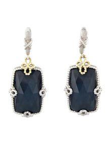 Judith Ripka Quartz Doublet Earrings