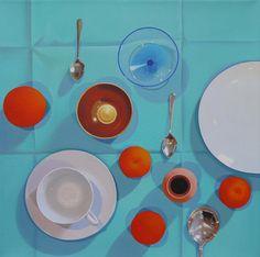 "Saatchi Online Artist Robert McPartland; Painting, ""Asterism"" #art"