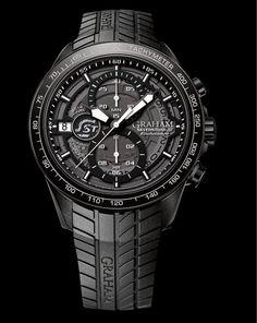 Graham watch