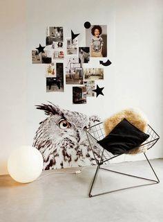 behang Te koop: http://www.groovymagnets.com/en/magnetic-wallpaper/magnetic-wallpaper-with-print/25inch-width/