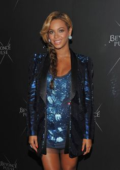 Beyonce Pulse Fragrance Launch at Penthouse (PH-D) at Dream Downtown, September 2011