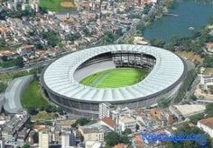 Top 10 maiores estádios da copa do mundo no Brasil – 2014