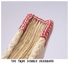 Six Ways To Make Coptic Headbands, Ebook, 3rd Edition from buechertigersupplies