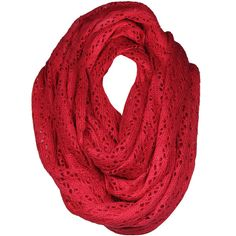 Loose Knit Infinity Scarf ($4.99) ❤ liked on Polyvore featuring accessories, scarves, women, infinity scarf, knit circle scarf, round scarf, knit infinity scarf and knit tube scarf