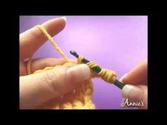 How to Triple Treble Crochet -- an Annie's Crochet Tutorial